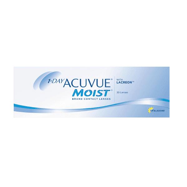 Image of 1 Day Acuvue Moist 30er