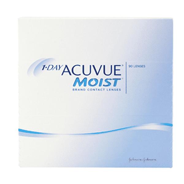 Image of 1 Day Acuvue Moist 90er