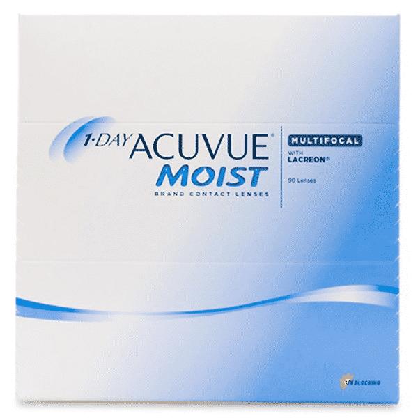 Image of 1 Day Acuvue Moist Multifocal 90er