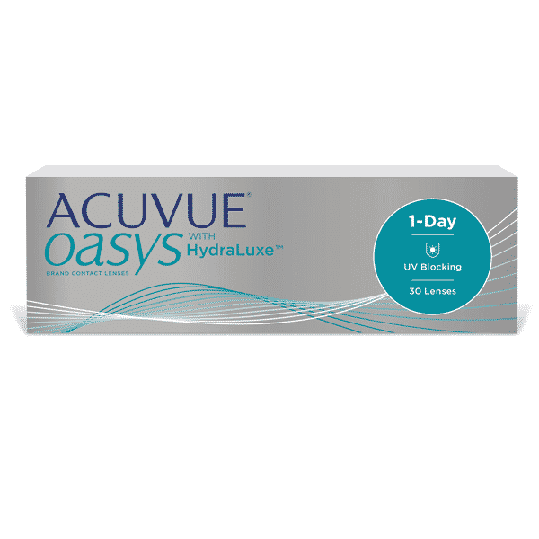 Image of Acuvue Oasys 1-Day with HydraLuxe 30er