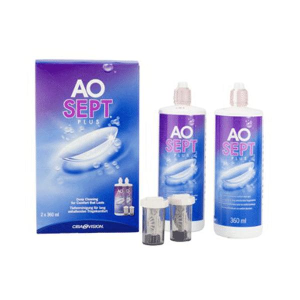 Image of AOSept Plus - 2 x 360ml