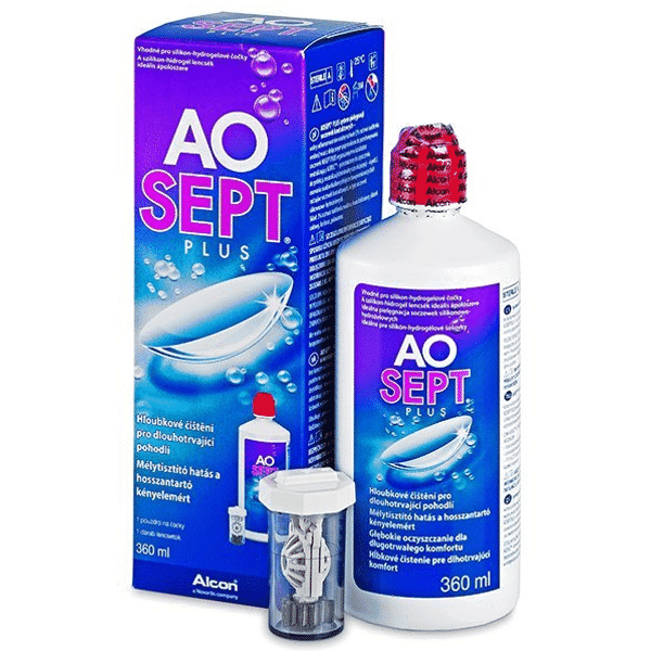 Image of AOSept Plus - 360ml