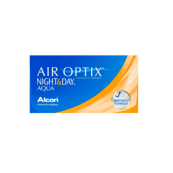 Image of Air Optix Night & Day Aqua 6er