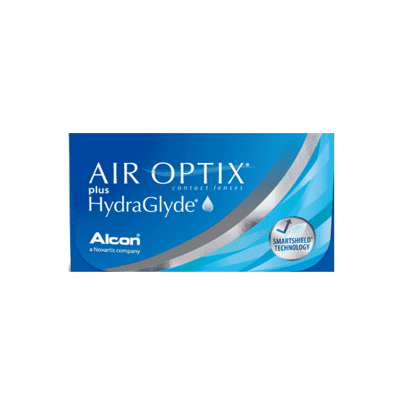 Image of Air Optix plus HydraGlyde 6er