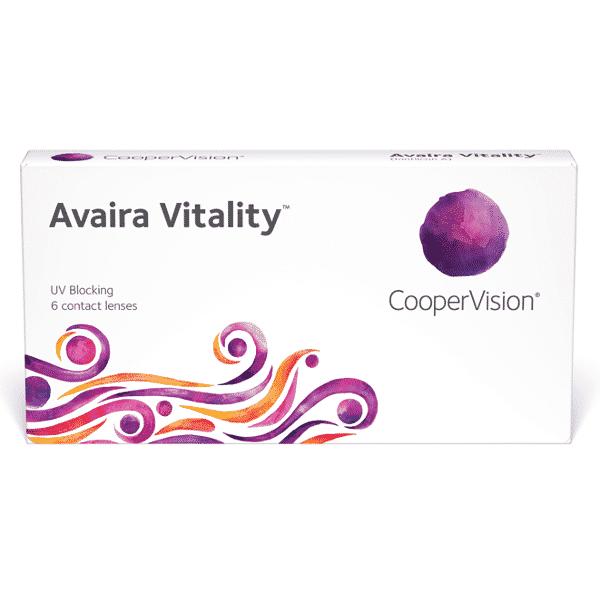Image of Avaira Vitality 6er