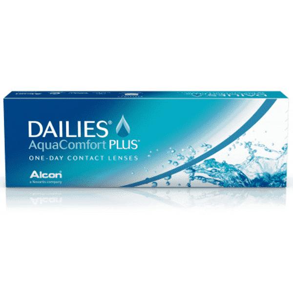Image of Dailies AquaComfort Plus 30er