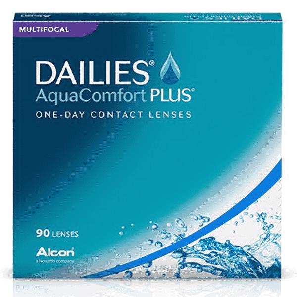 Image of Dailies AquaComfort Plus Multifocal 90er