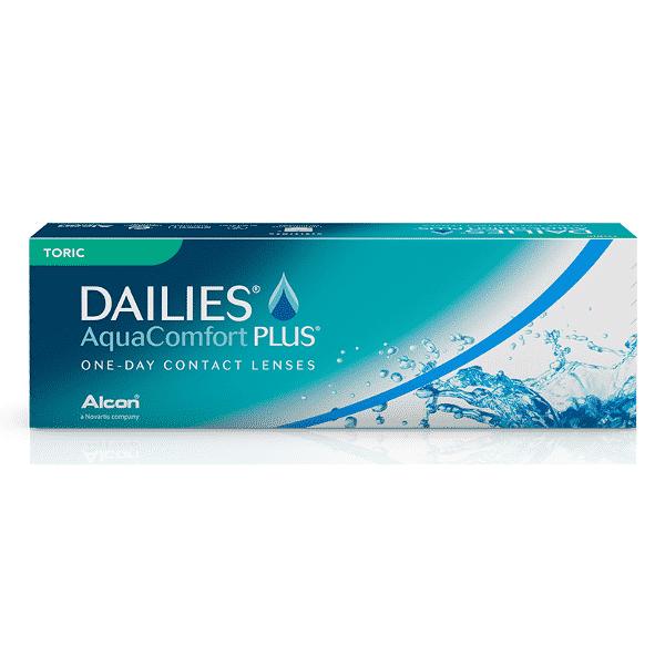 Image of Dailies AquaComfort Plus Toric 30er