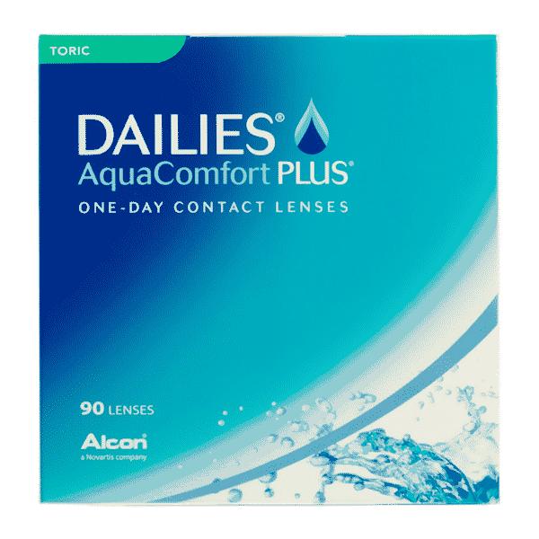 Image of Dailies AquaComfort Plus Toric 90er