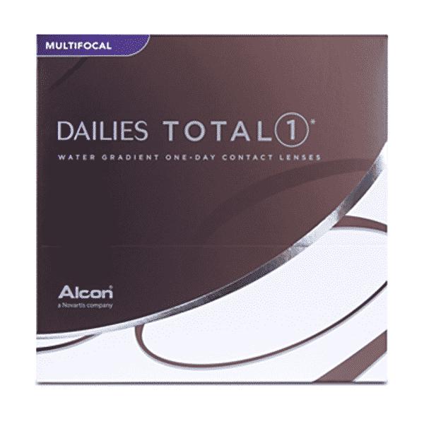 Image of Dailies Total 1 Multifocal 90er