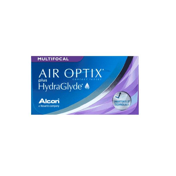 Image of Air Optix plus HydraGlyde Multifocal 6er