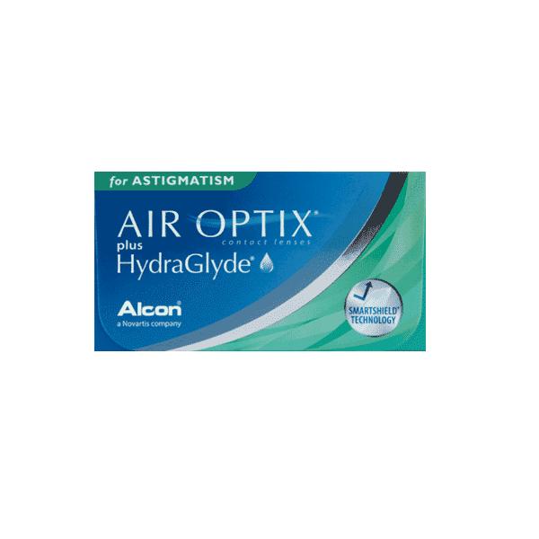 Image of Air Optix plus HydraGlyde for Astigmatism 6er