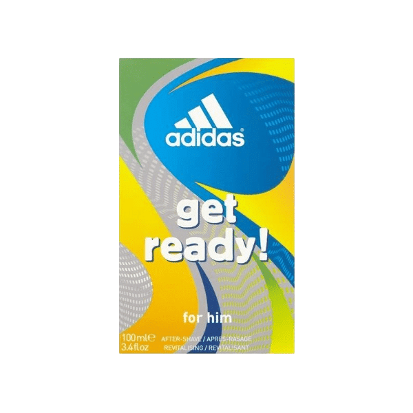 Image of Adidas Get Ready After Shave – 100ml